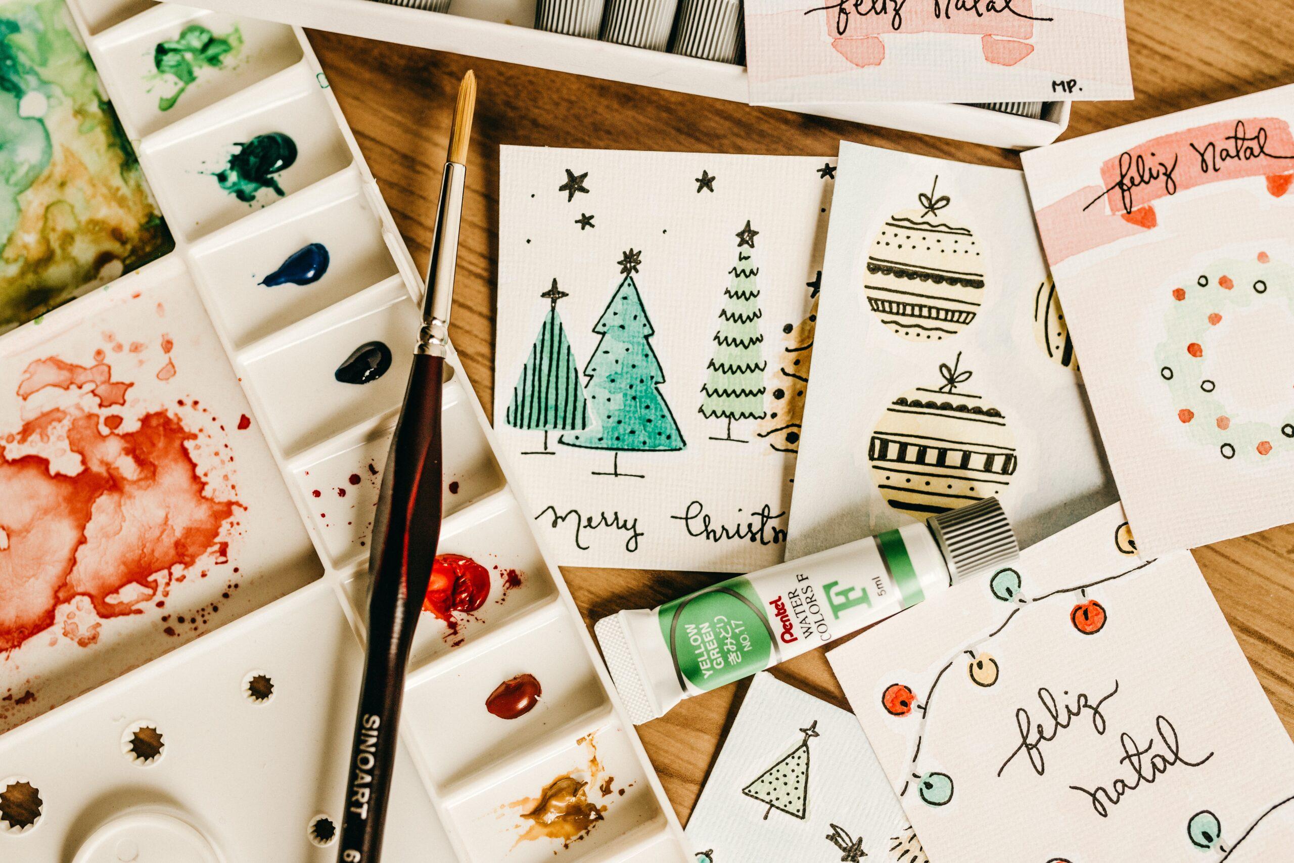 100 ressources de Noël pour faire ta communication