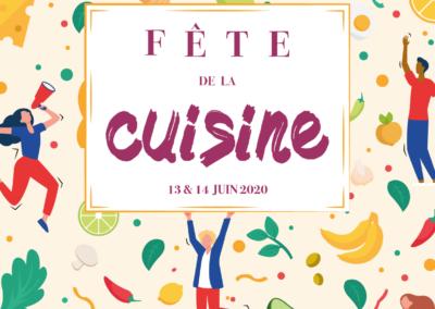 Affiche «Fête de la cuisine»