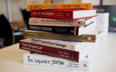 Livres pour entrepreneur : les 5 à lire